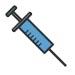 Syringe and Sharps Icon